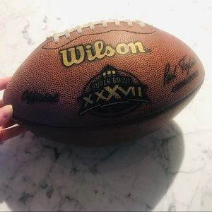 Wilson Football Super Bowl Édition